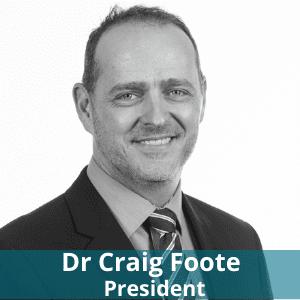 Dr Craig Foote