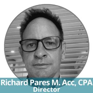 Richard Pares M. Acc, CPA
