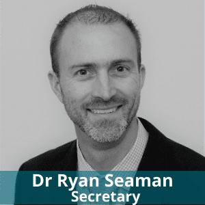 Dr Ryan Seaman