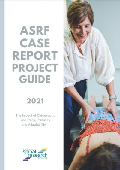 ASRF Case Report Project Fuide